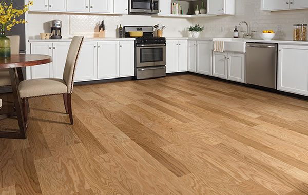 Azalea Lane Hillsboro Collection, Red Oak Natural